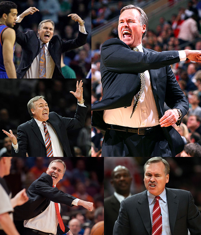 D'Antoni and Mental Toughness