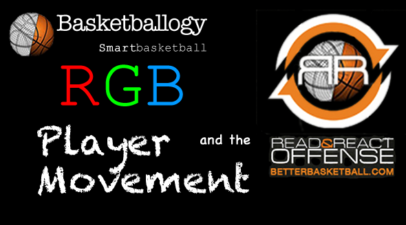 RGB: Player Movement and the Read and React Offense